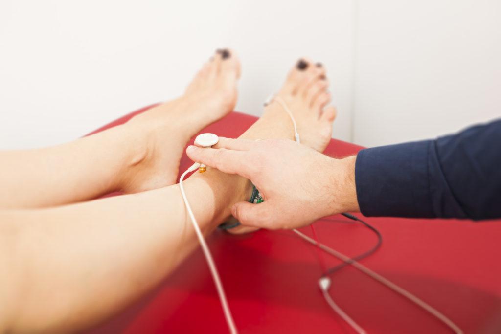 Was ist eine NLG-Untersuchung? | Neurologie & Sport